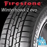 Pneumatiky Firestone Winterhawk 2 EVO 225/50 R17 98H XL
