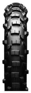 Pneumatiky Bridgestone ED668 120/90 R18 65R  TT