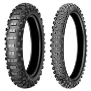 Pneumatiky Dunlop D908 130/90 R18 69R  TT