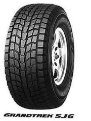 Pneumatiky Dunlop GRANDTREK SJ6 265/70 R15 110Q