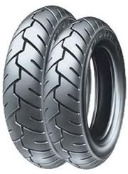Pneumatiky Michelin S1 110/80 R10 58J  TL/TT