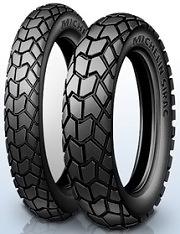 Pneumatiky Michelin SIRAC 110/80 R18 58R  TT