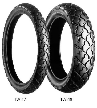 Pneumatiky Bridgestone TW47 90/90 R-21 54S