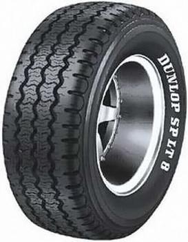 Pneumatiky Dunlop SP LT8 195/75 R16 107R C