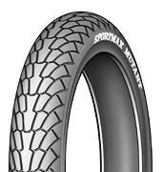 Pneumatiky Dunlop SPMAX MUTANT 120/70 R17 58W  TL
