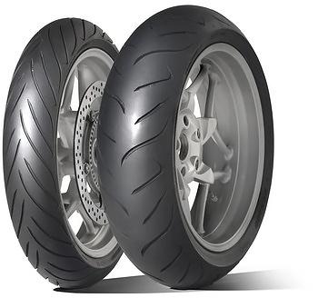 Pneumatiky Dunlop SPMAX ROADSMART II 120/70 R17 58W  TL