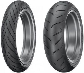 Pneumatiky Dunlop SPMAX ROADSMART II R 200/50 R18 76V  TL