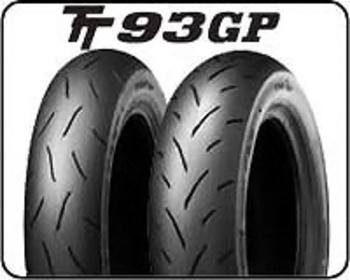 Pneumatiky Dunlop TT93 GP 100/90 R12 49J  TL