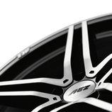 Alu kola AEZ Portofino dark 8x17 5x112 ET35