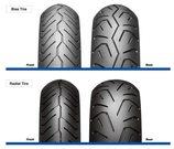 Pneumatiky Bridgestone Exedra MAX 130/70 R18 63W  TL