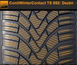 Pneumatiky Continental ContiWinterContact TS 850 175/70 R14 88T XL TL