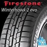 Pneumatiky Firestone Winterhawk 2 EVO 195/55 R16 87H
