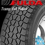 Pneumatiky Fulda TRAMP 4X4 YUKON 275/55 R17 109H  TL
