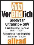 Pneumatiky Goodyear Ultra Grip+ SUV 245/70 R16 107T
