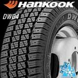 Pneumatiky Hankook DW04 155/80 R12 88P C