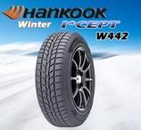 Pneumatiky Hankook W442 195/70 R14 91T