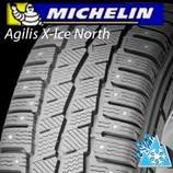 Pneumatiky Michelin AGILIS X-ICE NORTH 165/70 R14 89R C