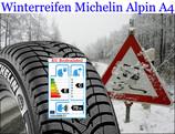 Pneumatiky Michelin ALPIN A4 GRNX 165/65 R15 81T