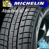 Pneumatiky Michelin PILOT ALPIN PA2 195/60 R15 88H