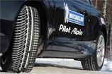 Pneumatiky Michelin PILOT ALPIN PA4 GRNX 255/35 R19 96V XL