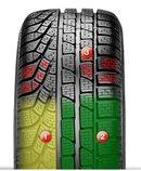 Pneumatiky Pirelli WINTER 240 SOTTOZERO SERIE II 245/55 R17 102V