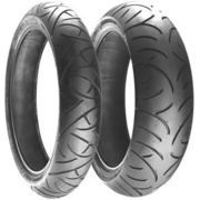 Pneumatiky Bridgestone BT021 160/60 R17 69W  TL