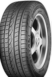 Pneumatiky Continental ContiCrossContact UHP 255/45 R19 100V