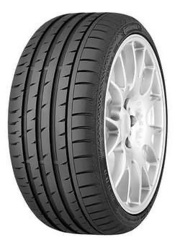 Pneumatiky Continental ContiSportContact 3 255/40 R17 94W  TL