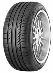 Pneumatiky Continental ContiSportContact 5 SSR 255/45 R18 99W