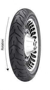 Pneumatiky Dunlop D408F 130/80 R17 65H  TL