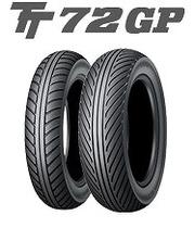 Pneumatiky Dunlop TT72 GP