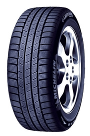 Pneumatiky Michelin LATITUDE ALPIN 255/50 R19 107H XL