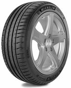 Pneumatiky Michelin PILOT SPORT 4 205/50 R17 93Y XL TL