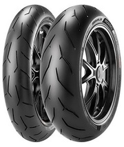 Pneumatiky Pirelli DIABLO ROSSO CORSA 190/50 R17 73W  TL