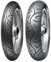 Pneumatiky Pirelli SPORT DEMON 110/90 R18 61H  TL
