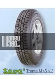 Pneumatiky Sava TRENTA M+S verze 2 195/80 R14 106P C TL