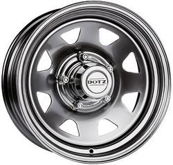 Alu kola DOTZ DAKAR - high gloss 7x15 6x139 ET12