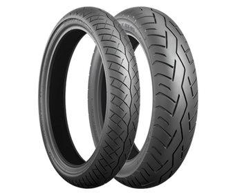 Pneumatiky Bridgestone BATTLAX SC1 F 120/70 R14 55H  TL