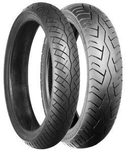 Pneumatiky Bridgestone BT45F 110/70 R17 54W