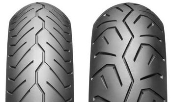 Pneumatiky Bridgestone Exedra MAX 190/60 R17 78V  TL