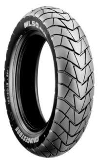 Pneumatiky Bridgestone ML50 F 90/90 R10 50J  TL