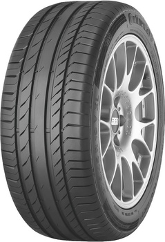Pneumatiky Continental ContiSportContact 5 SUV 235/55 R19 105W XL