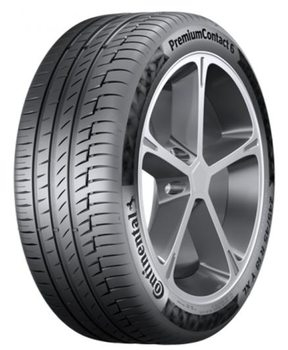 Pneumatiky Continental PremiumContact 6 255/50 R20 109H XL TL