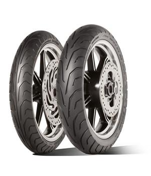 Pneumatiky Dunlop ARROWMAX STREETSMART 120/90 R18 65V  TL
