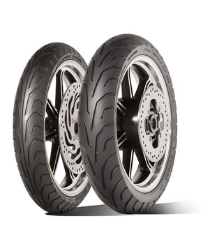 Pneumatiky Dunlop ARROWMAX STREETSMART 130/80 R17 65H  TL