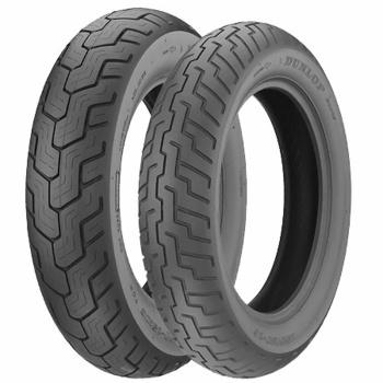 Pneumatiky Dunlop D404 130/90 R16 67H  TT