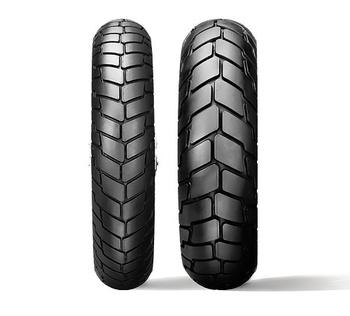Pneumatiky Dunlop D427 180/70 R16 77H  TL