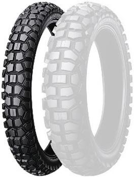 Pneumatiky Dunlop D605F 70/100 R19 42P  TT