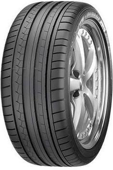 Pneumatiky Dunlop SP SPORT MAXX GT ROF 245/50 R18 100W
