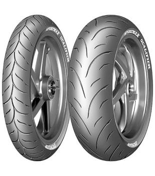 Pneumatiky Dunlop SPMAX QUALIFIER 180/55 R17 73W  TL
